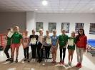 Sukces dziewcząt w drużynowym Turnieju Tenisa Stołowego_1